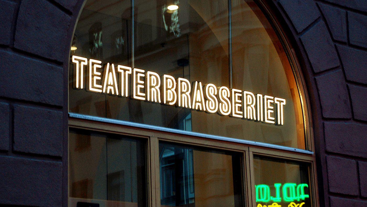 Teaterbrasseriet Scandic
