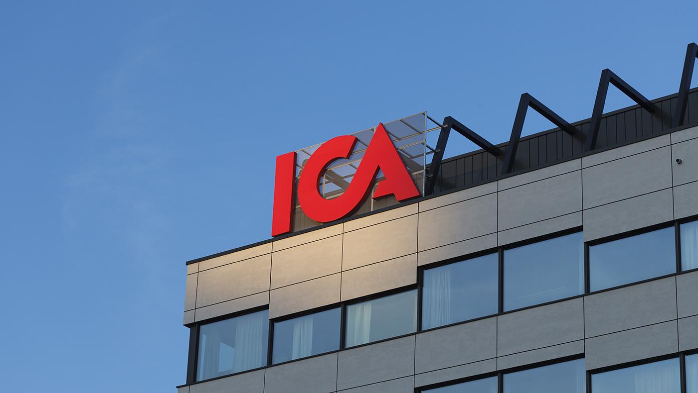 LEDskyltar ICA