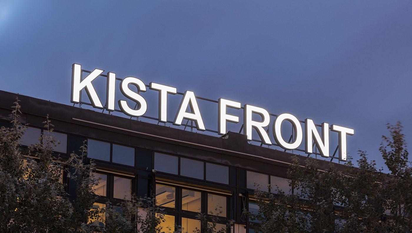 Kista Front